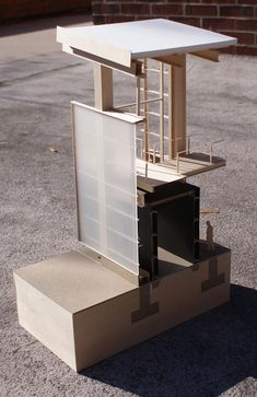 detailed section model