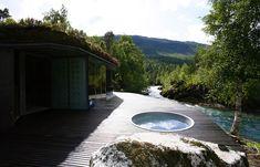 landscape design topography | ... - Landscape Hotel by Jensen & Skodvin Arkitektkontor » Yanko Design