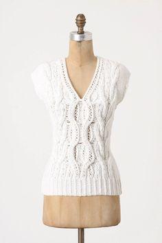 Vanilla Cables Vest