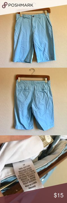 Boys Tucker and Tate Summer Shorts Great condition ✨ measurements in inches: 14 waist, 10 rise, 20 length, 10 inseam, 9 leg opening ✨ Tucker + Tate Bottoms Shorts