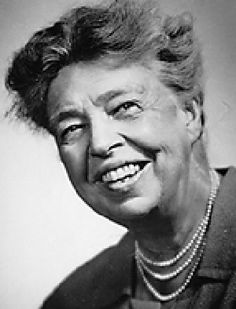 Eleanor Roosevelt / icons+heroines