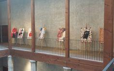 """Os recordamos que todavía podéis visitar la exposición de carteles de San Fermín 2015 en El Condestable que acoge una muestra de 96 carteles y entre los 8 finalistas nuestra propuesta """"San Fermín Pamplona Lovers"""" no os lo perdáis que termina el día 25 de julio.  #SF15 #YaFaltaMenos #lamejorfiestadelmundo #CartelSF15 #sanFermín015 #diseñográfico #pamplona #navarra #desing"""