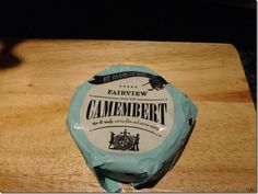 camembert cheese in packaging Camembert Cheese, Cleaning Supplies, Packaging, Cleanser, Wrapping