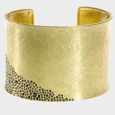 trdb396 | 18ky gold,black brilliant cut diamonds (3.295ctw), raw diamond(.01ctw)
