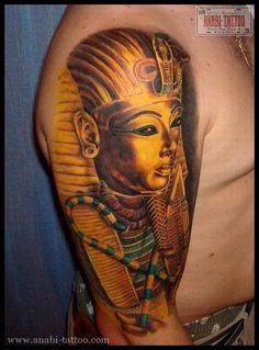 King Tut Tattoo | tragamonedas faraones gratis