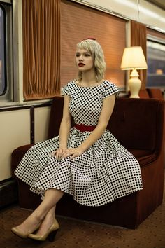 50's rockabilly dresses want it!!
