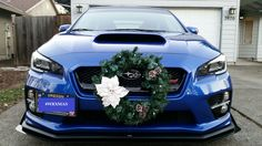 #wrxmas at its finest. (photo courtesy: Destiny Hearts) Don't forget to show us how you celebrate #wrxmas, post your photos!