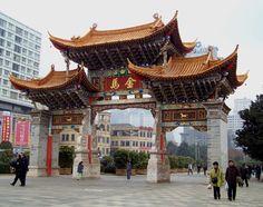 via www.mountainadventures.com  Kunming, Yunnan, China