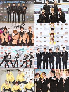 How to pose on the Red Carpet MBLAQ style...like a boss!