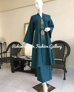Gaun Dress, Kebaya Dress, Dress Pesta, Cheap Short Prom Dresses, Trendy Dresses, Nice Dresses, Model Kebaya Muslim, Muslim Dress, Muslim Fashion