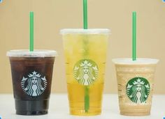 10 Iced Drinks at Starbucks That Are 100 Calories or Less via @PureWow