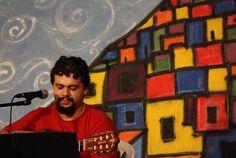 Intervalo Cultural com André Montanhani na Biblioteca Monteiro Lobato