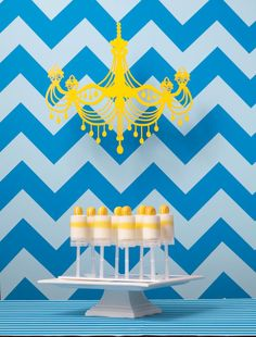 Lemon Cake Push Pops | Seattle Bride Magazine | Lisa Dupar Catering
