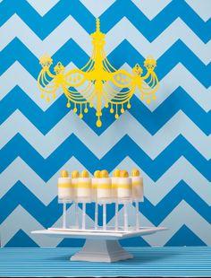 Lemon Cake Push Pops   Seattle Bride Magazine   Lisa Dupar Catering