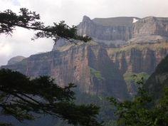Spaanse pyreneeen... een beetje Canyon in Europa ;)