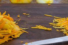Recipe for Orange Marmalade Making Marmalade, Orange Marmalade Recipe, Pear Jam, Oranges And Lemons, Meals In A Jar, Orange Recipes, Cheese Cloth, Navel, Vegan Gluten Free