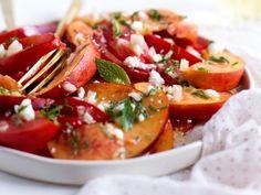 Summer Nectarine & Tomato Salad | Tasty Kitchen: A Happy Recipe Community!