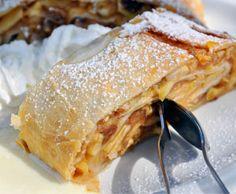 #Strudel di mele e pere, scoprilo qui > http://www.dolcidee.it/dolci-occasioni/-/asset_publisher/3nslTNSg4w1e/blog/strudel-di-mele-e-pere