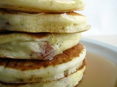Bacon pancakes. 5 amazingly easy ways to bacon up your breakfast.