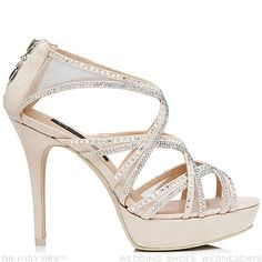 FOREVER NEW on The Daily Shoe For pricing and more info, visit http://www.dailyshoe.co.za/2014/01/01/forever-new-10/ Bridal, Heels, Platforms, Sandals, Shoes, Stilettos, Strappy, Wedding  #Forever-New