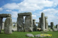 Stonehenge. Ancient peoples or aliens?