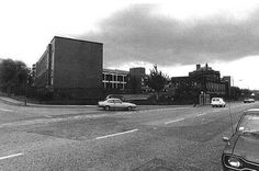 High Possil School -1979  Balmore Rd in parkhouse