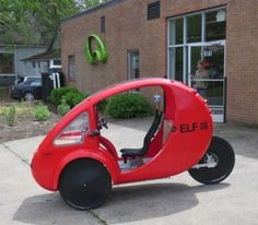 solar powered human powered vehicle ... this can make a difference