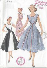 1952 Vintage Sewing Pattern B31 1/2-32 1/2-34 DRESS (R815)