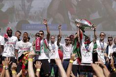 Euro 2016 Champions Return Home