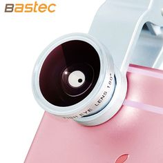 Original Wide-Angle Macro Fish eye 3 in 1 Phone Lens Olho de peixe with Universal Clip for iPhone 6 Plus 5s 5 4s Samsung