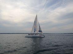 Moondance catamaran Buffalo!