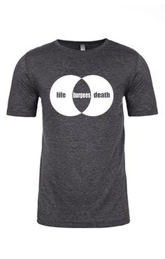 Life Death Burpees - Men's Crossfit Tee