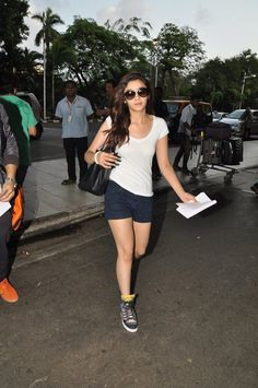 Alia Bhatt's breezy sense of style is a welcome change from the over-dressed stars. #Style #Bollywood #Fashion #Beauty
