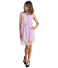 Gabriella Rocha Zoey Button Up Lace Dress
