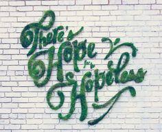 Moss Graffiti   DIY Tag