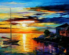 OIL ON CANVAS PAINTING DIRECTLY FROM FAMOUS ARTIST LEONID AFREMOV  THIS PAINTING CAN BE CUSTOMIZED FOR YOU. PLEASE CONTACT ME FOR CUSTOM CHANGES.  Title: Rainy Wedding Size: Variable Condition: Excellent Brand new Gallery Estimated Value: $6,500 Type: Original Recreation Oil Painting on Canvas by Palette Knife  This is a recreation of a piece which was already sold.  Its not an identical copy, its a recreation of an old subject. This recreation will have texture unique just to this painting…