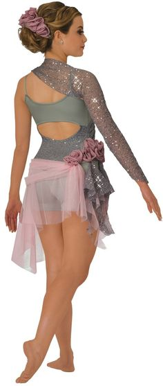 Costume Gallery: Ballet Contemporary Costume Details | This is another idea for a solo