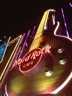 One of the best vacations we have had! The Hard Rock Hotel is awesome! There was so much to see (it is full of rock and movie star memorabilia everywhere!)....there are several restaurants inside that are pretty good! Lots of slot machines....the rooms are awesome- the bathrooms are really nice and clean!