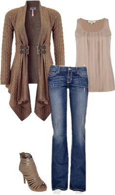 """Casual"" by nobbiesp on Polyvore"