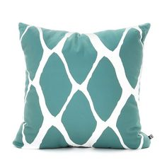 Teal Allyson Johnson Dreams Throw Pillow - DENY Designs : Target