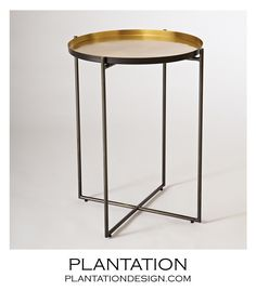 Lasalle Side Table $535