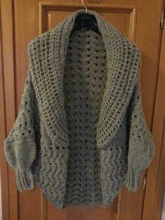 Crochet Cardigan sweater - https://m.facebook.com/profile.php?id=189218654603625&ref=bookmark