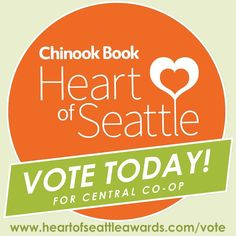 Hey Central Co-op owners and community friends share the love!  Vote for your Co-op today as voting ends soon.  It will mean the world to us.  http://ift.tt/2d9U1If  #seattle #cascadia #pugetsound #local #grocery #gocoop #coopmonth