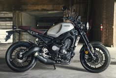 Yamaha gives us a retro-cool, FZ-09-based roadster with a café racer twist.