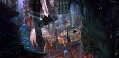Valerian and the City of a Thousand Planets Concept Art (2017)  -  Concept Art - VALERIAN AND THE CITY OF A THOUSAND PLANETS is the visually spectacular new adventure film from Luc Besson, the legendary director of The Profession...