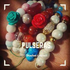 Pulseras  #diseñosunicos #regalosespeciales  #accesorios  #barranquillapulseras  #pulserasagatas #pulserasrosas  #turquezas