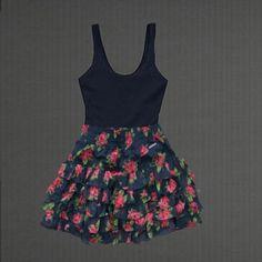 Abercrombie & Fitch Tank Dress