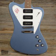 Gibson Firebird Studio Pelham Blue 2011 (s608)