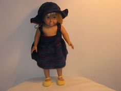 Craft Attic Resources: American Girl and 18 Inch Doll Knitted Free Patterns