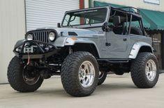 CJ7 0K BUILD | LS3 V8 | FRAME OFF CUSTOM | SHOWTRUCK | OVERBUILT ...